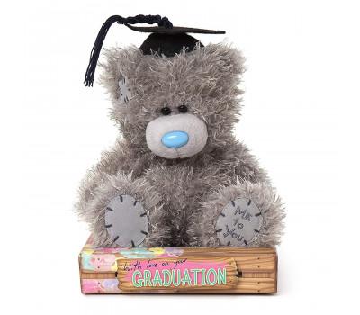 Ведмедик Тедді MTY - випускник, в шапочці з китицею