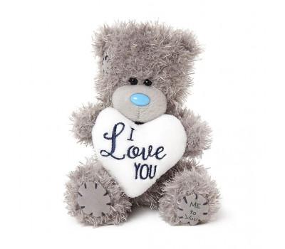 Ведмедик  Тедді MTY з сердечком I Love you