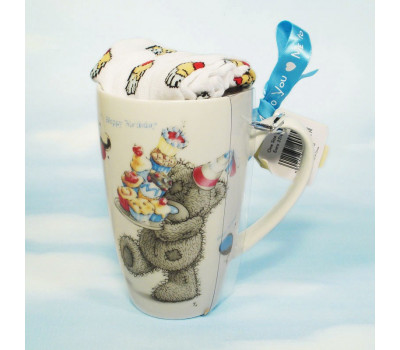 Набор MetoYou: чашка и носочки