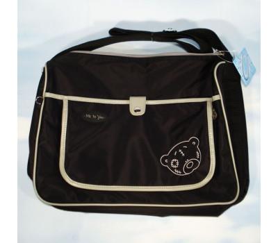 Большая сумочка с емблемой MeToYou