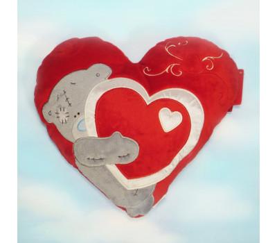 Подушка с мишкой Тедди MeToYou