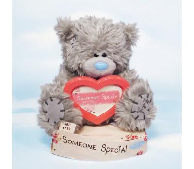 Тедди с сердцем Someone Special 18 см.