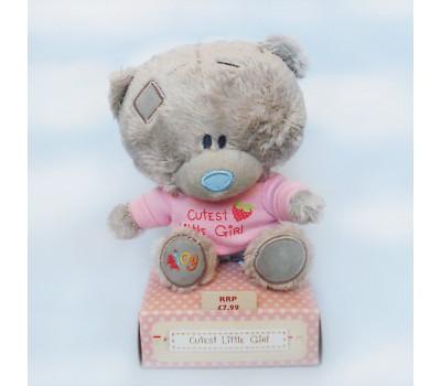 Мишка Тедди - особенная малышка!