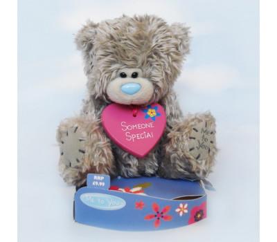 Мишка Тедди с подвеской Someone Special