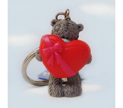 Брелок с мишкой Тедди для ключей