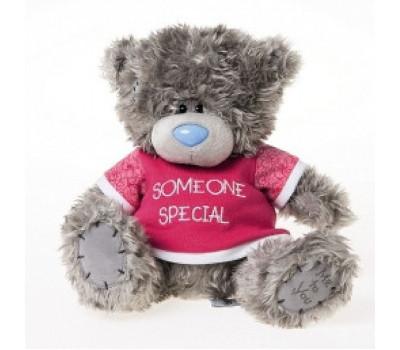 Мишка Тедди в футболке Someone Special