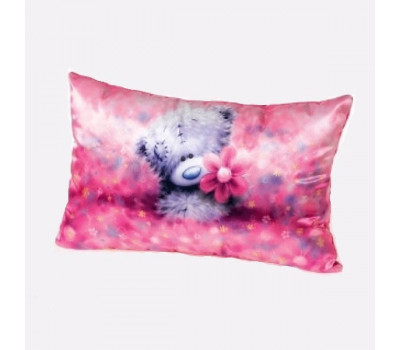 Атласная Подушка от мишки Тедди MeToYou