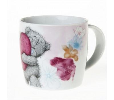 Чашка MeToYou - мишка с большим сердцем