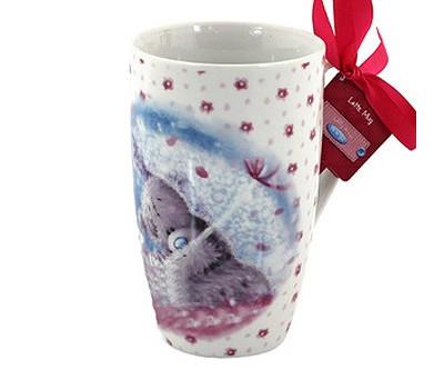 Чашка от мишки Тедди MTY  для кофе Латте