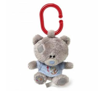 Мишка-Пищалка MTY для малышей на коляску