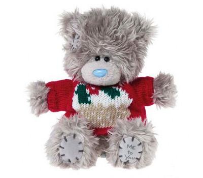 Мишка Тедди MTY в зимнем свитере