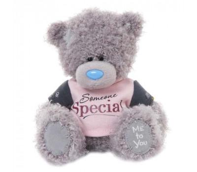 Мишка Тедди MTY в футболке SOMEONE SPECIAL