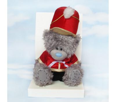 Мишка Teddy в мундире