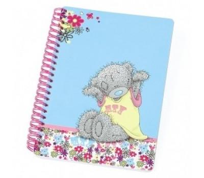 Записная книжка-блокнотик с мишкой Тедди