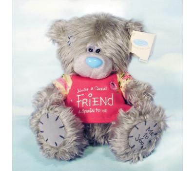 Медвежонок Тедди  в майке