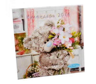 Настенный календарь с мишкой Тедди Me To You