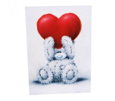 Открытка Me To You - Мишка с сердцем