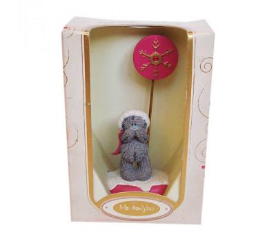 Держатель для фото - мишка Тедди