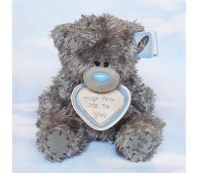 Медвежонок Teddy с ярлычком-сердечком