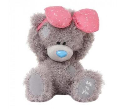 Мишка Тедди MeToYou с большим бантом