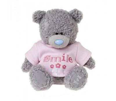 Мишка Тедди МТY в футболке SMILE