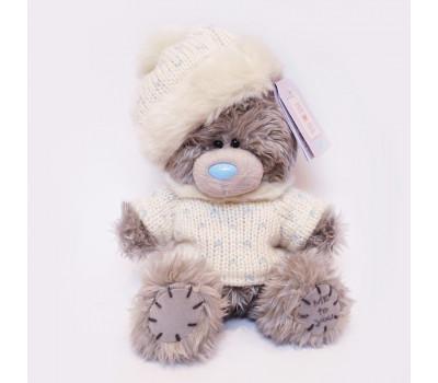 Мишка Тедди MTY в зимней одежке