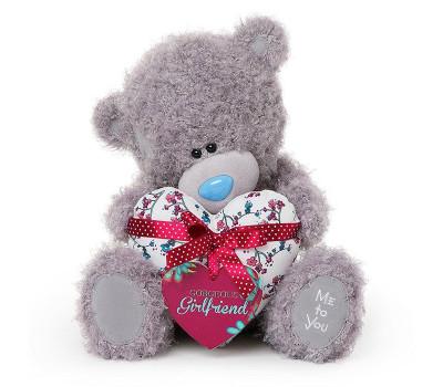 Ведмедик Тедді з сердечком Gorgeous Girlfriend
