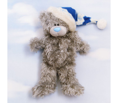 Мишка Тедди грелка для постели