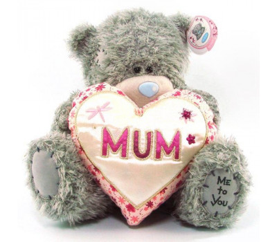 Особенный медвежонок Тедди для мамы
