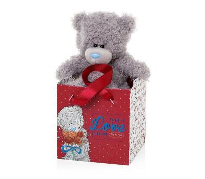 Мишка Тедди MTY в коробочке
