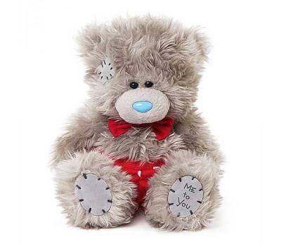 Мишка Тедди в шортиках и галстуке-бабочке