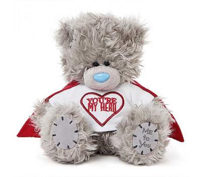 Мишка Тедди MTY в костюме супергероя