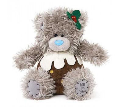Мишка Тедди MTY в костюме праздничного пирога