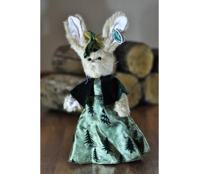 Зайка Беррингтон в нарядном платье