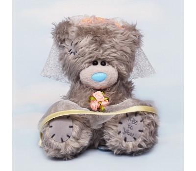 Мишка Тедди невеста