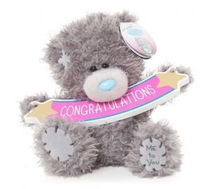 Ведмедик Тедді MTY  Congratulations