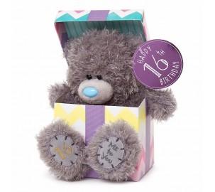 Ведмедик Тедді MTY  з днем народження 16 років