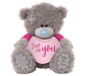 Ведмедик Тедді MTY у футболці Just for You