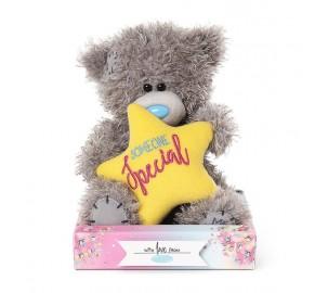 Ведмедик Тедді MTY  з жовтою зірочкою Someone Special